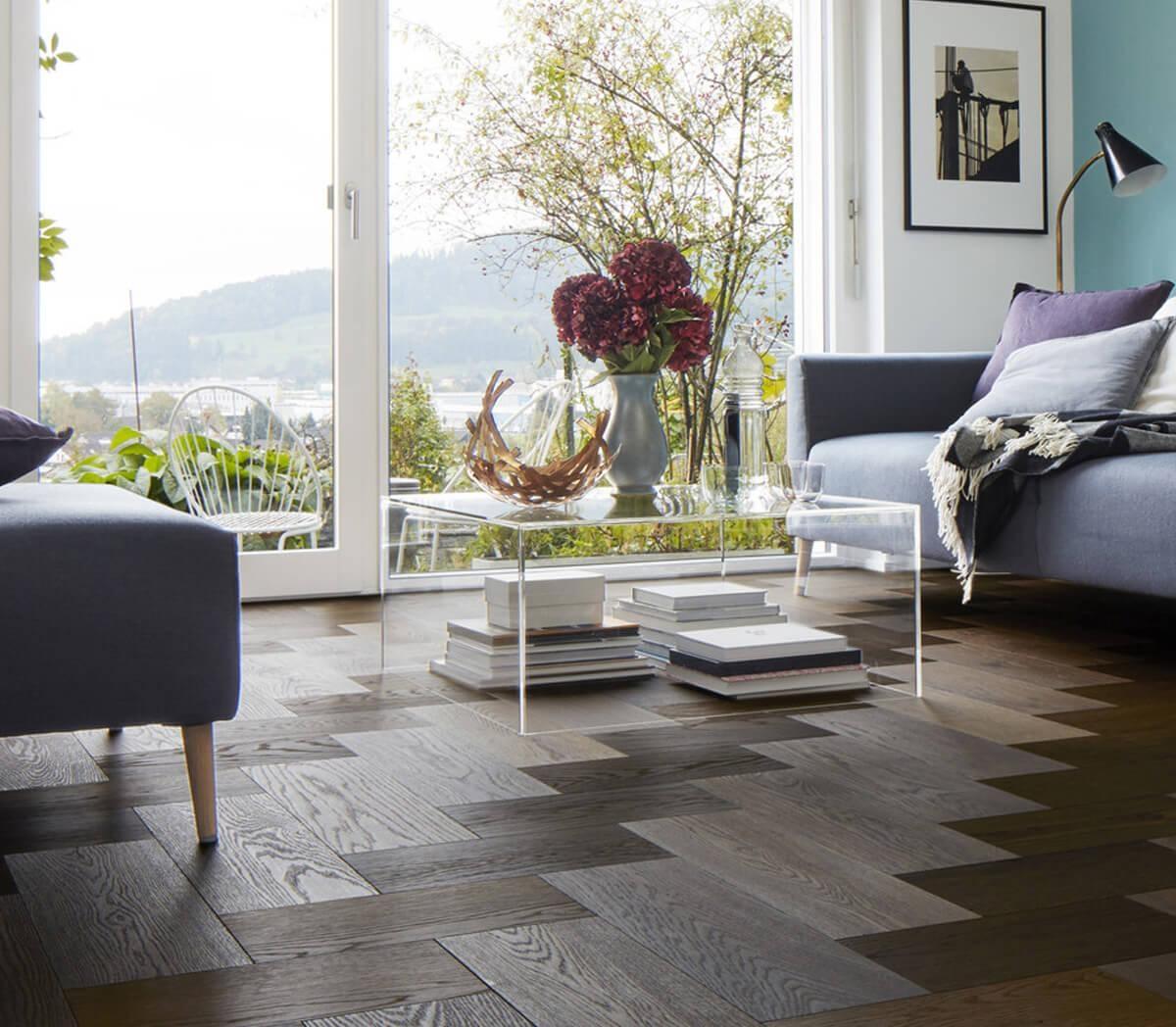 Ferrer floors ag - Parkett in Basel Reinach Bodenbeläge Linoleum PVC ...